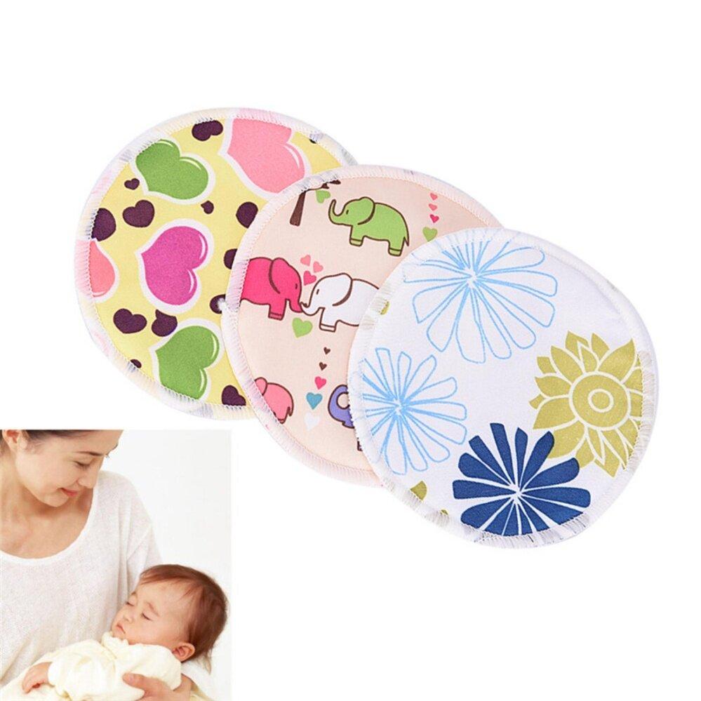 Menangani Kejutan Promosi 100pcs Value Pack Real Bubee Milk Pad Pump Avent Breastpads Washable Bamboo Reusable Breast Pads Nursing Maternity Organic Waterproof Fashion Multicolor