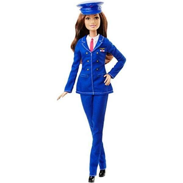 Barbie Karir Boneka Pilot-Intl