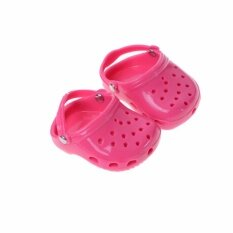 Beach Sandals Slippers Shoes For 18 American Girl Doll Daily Life Acessory Toys Rosered By Beauty Wisdom.