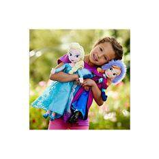 Beesclover Hot Elsa Anna Princess Stuffed Soft Plush Toy Doll For Girls 2pcs 40cm ,choose:2pcs 40cm Elsaanna By Hiquuen.
