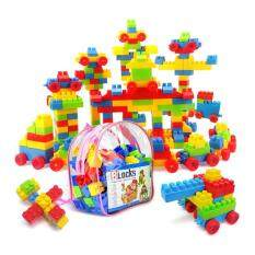 Bkd Store Novelty Funny Toys 100pcs/set Building Blocks Large Particles Puzzle Early Education Assembled Toys Creative By Bokeda Store.