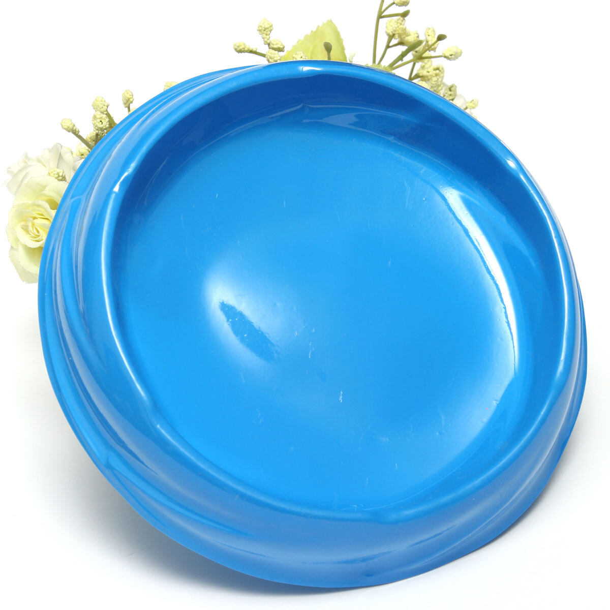 Blue Beyblade Super Vortex Attack Type Stadium Plastic Battle Top Plate Combat - intl