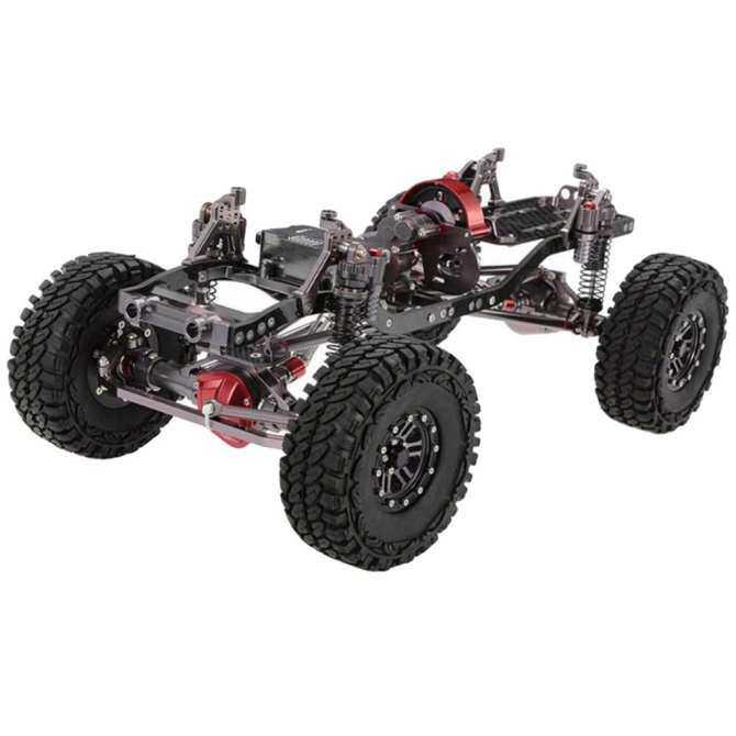 Features Bolehdeals Cnc Aluminum & Carbon Frame Chassis 313mm ...