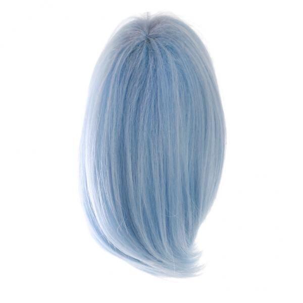 ... Matryoshka Mainan 5 Buah Source · Bolehdeals Manis Penuh Wig Boneka Hairpiece Rambut untuk 1 6 Boneka Blythe Biru Muda