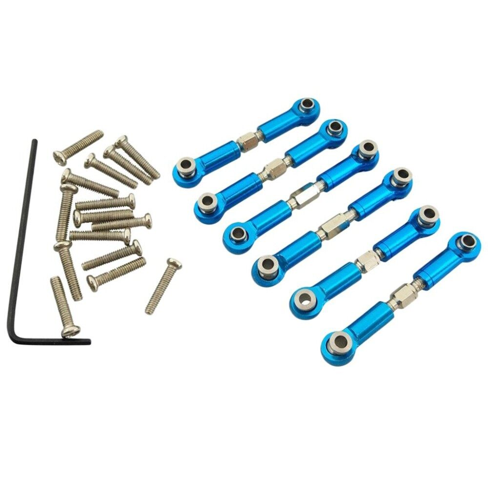 Sale Bolehdeals Wltoys Metal Steering Linkages Front Rear Pull Rods For A949 A959 A969 A979 K929 A959 B A969 Bs A979 Bparts W Screws Wrench Intl Bolehdeals Online