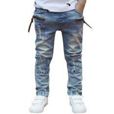 Boys Jeans Kids Trousers Denim Jeans Cowboy Designers Jeans By Sportschannel.