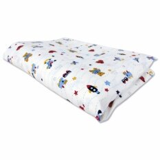 Bumble Bee Playpen Mattress Cover With Zip (knit Fabric) By Fd International.