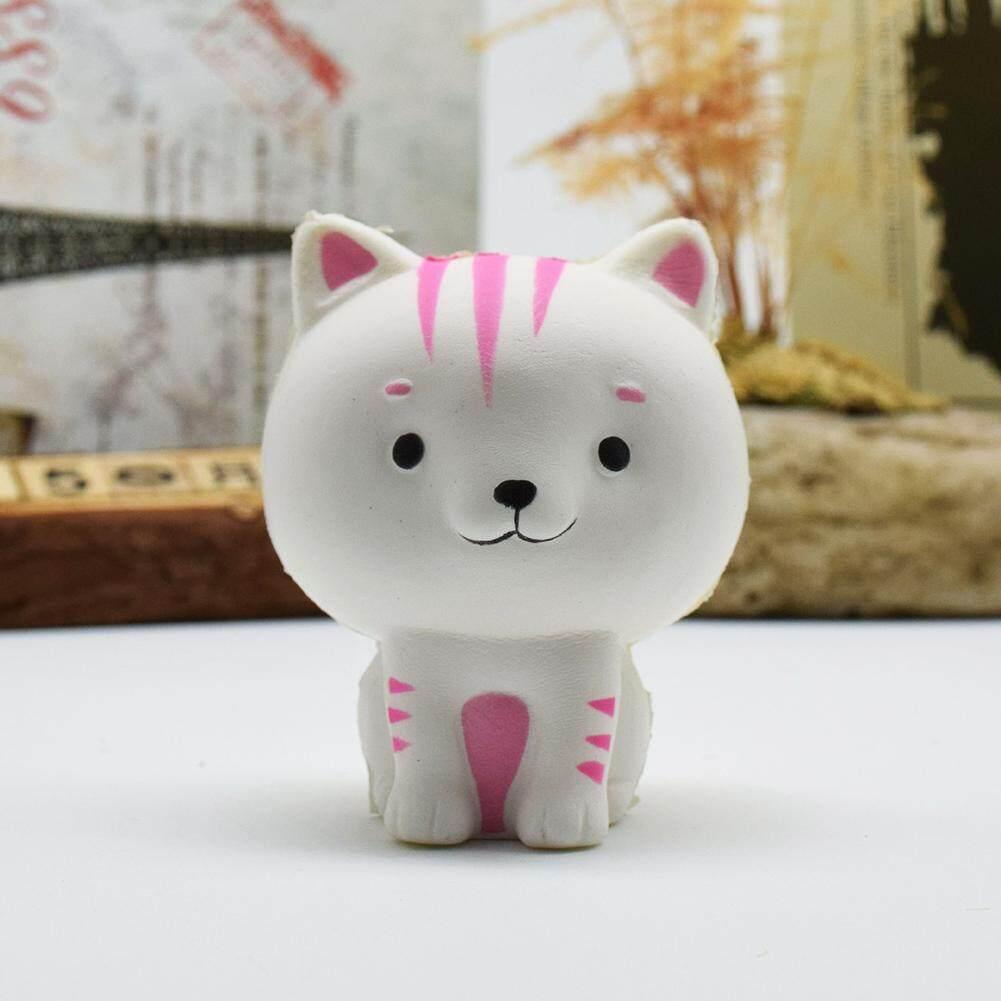 Squishy Kucing Putih Original Daftar Harga Terkini Dan Terlengkap Kartun Cat Lambat Rising Phone Straps Lucu Kitten Soft Squeeze Bread Charms Scented Kids Toy