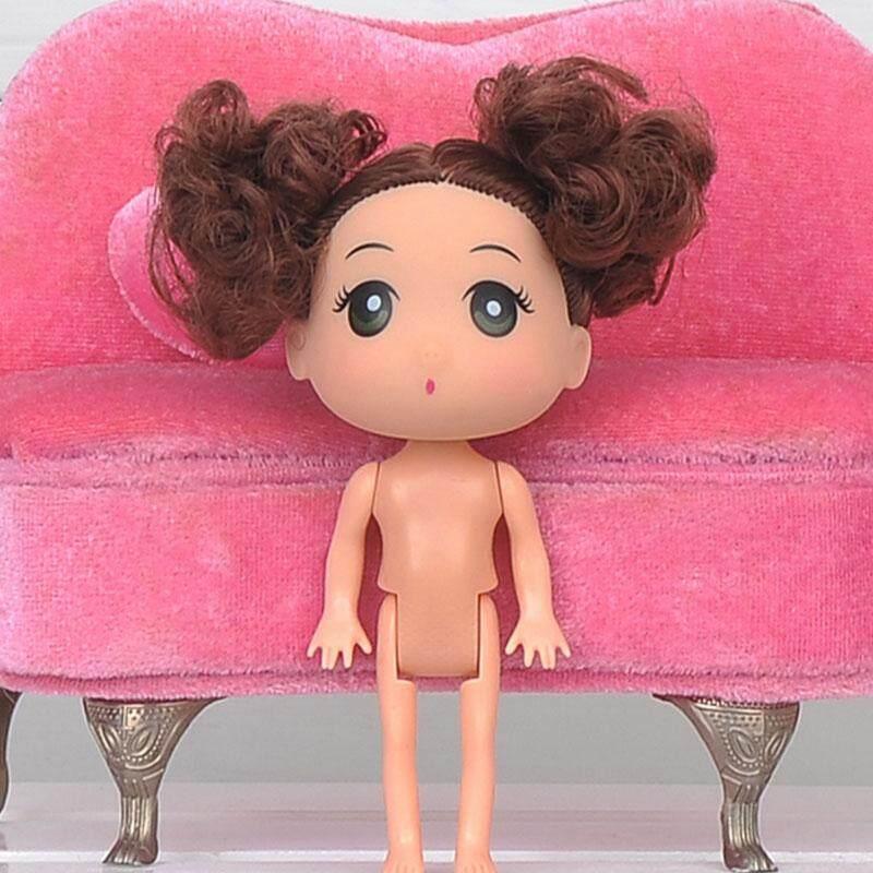 Catree-Bingung Ddung Nude Boneka untuk Dessert Kue Mainan Hari Natal Dekorasi Anak-anak