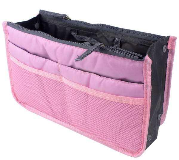 Shock Price Yuanz Chechang Travel Cosmetic Pocket Insert Handbag