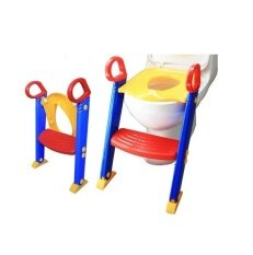 Children & Kids Toilet Trainer With Ladder By Creative Idea Home.