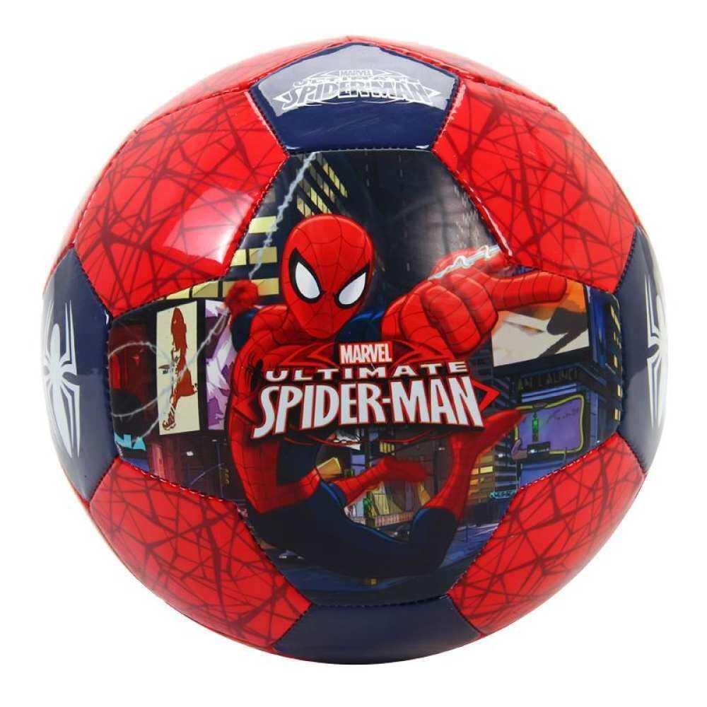 60466f74c2445 Children Kids Disney Cartoon Official Size 3 New Design Soccer MARVEL Super  Ball Hero VAB50170-