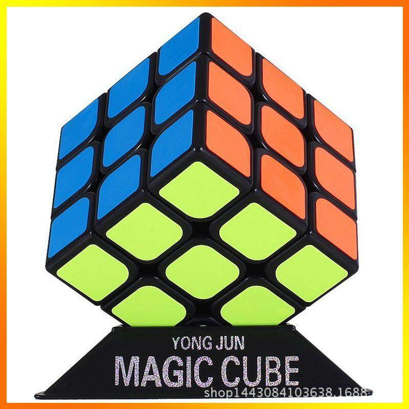 Children Third-order Cube Fun Puzzle Toys - Black