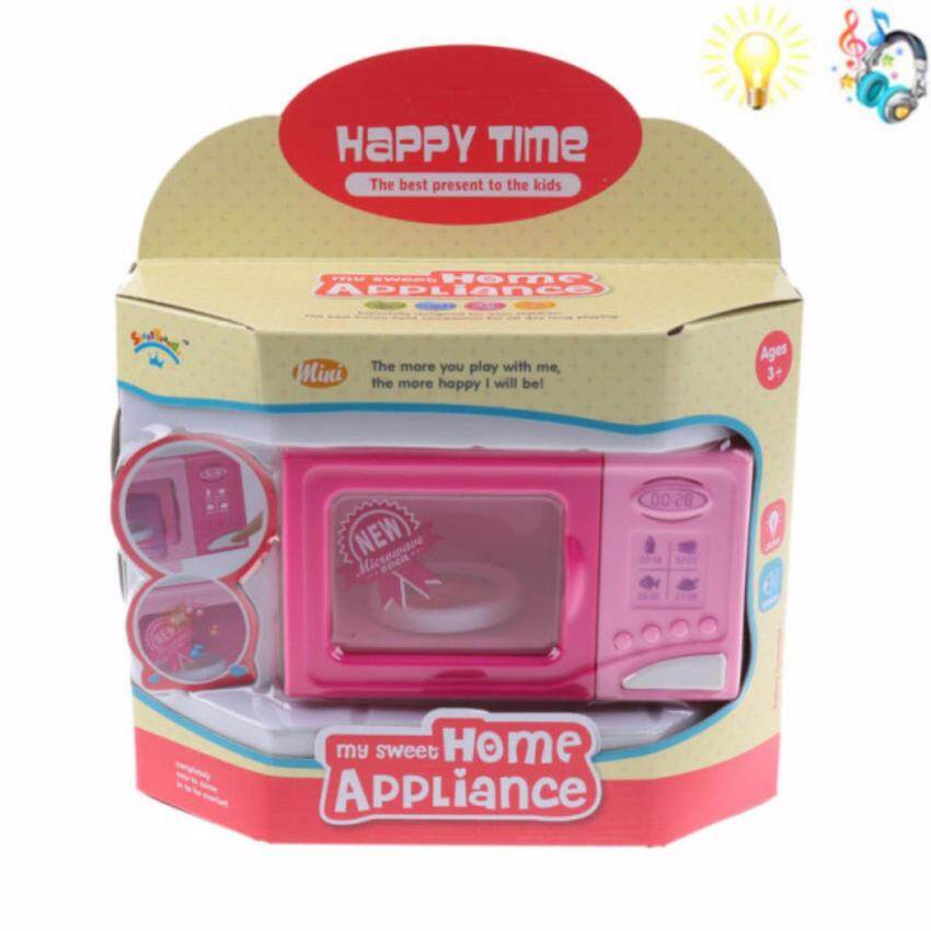 Children Toy My Sweet Home Appliance - Microwave Oven