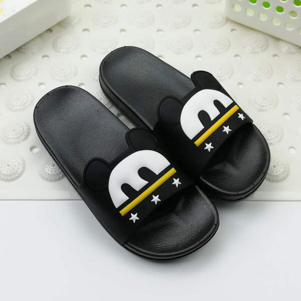 afbe7fd03 Children s Home slippers summer cute cartoon in children sandals and  slippers shower slippers and shoes