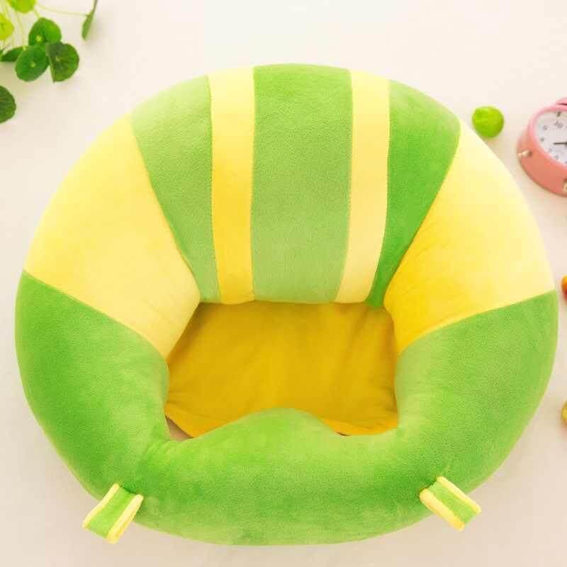 Warna-warni Dukungan Bayi Kursi Belajar Duduk Lembut Kursi Bantalan Sofa Mewah Bantal Mainan-Internasional