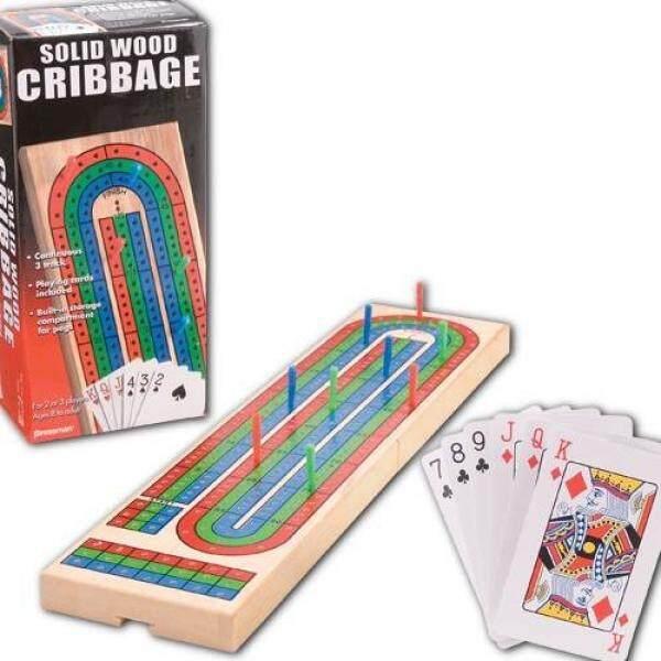 Continuum Permainan Lipat Cribbage dengan Kartu-Intl