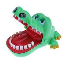 Cute Besar Buaya Mulut Gigitan Jari Permainan Lucu Mainan Anak Hadiah