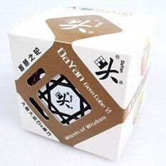 Mutiara Dayan Rubik, Dayan VI Dayan 6 Rubik Unik Hitam Bawah, Keren dan Menantang
