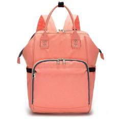 กระเป๋าเป้ผ้าอ้อมสะพายหลังสำหรับทารก Care Multi - Functional ผ้าอ้อมเด็กเปลี่ยนกระเป๋ากระเป๋าหุ้มฉนวน