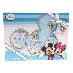 Disney 3pcs Newborn Gift Set Blue By Anakku Sdn. Bhd.