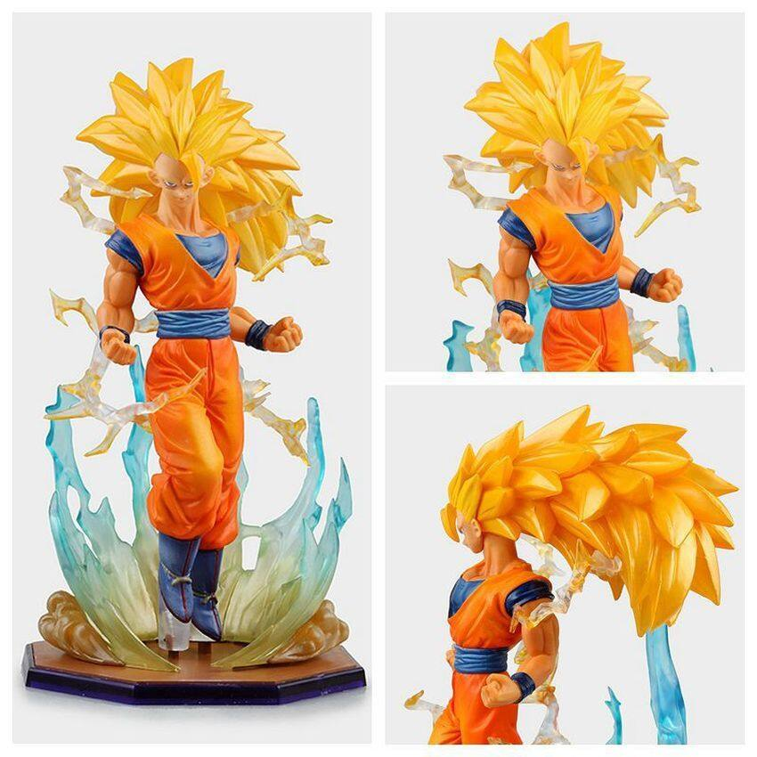 Led Lamps Led Night Lights Dragon Ball Black Goku Zamasu Led Light Dragon Ball Action Figures Anime 150mm Super Saiyan Son Goku Led Lighting Lamp Dbz