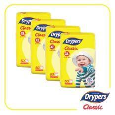 Drypers Classic Open XL (4x50s)