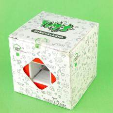 Meter Persegi Lan Lan Void Puzzle Balok Ketangkasan Putih 3X3X3