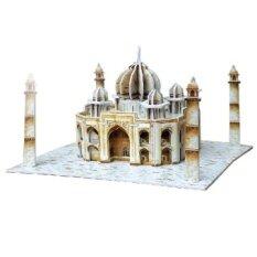 Eduzle Jigsaw Mini India Taj Mahal Diy Toy