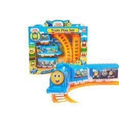 Electrical Train Track Train Diecast Baby Assemble Electric Kid Educational Toys By Bluegeon.