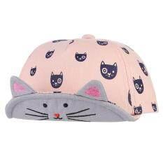 60ab266b858 EOZY New Fashion Baby Kids Infant Toddlers Soft Brim Baseball Caps Cute Dog  Printed Peaked Caps