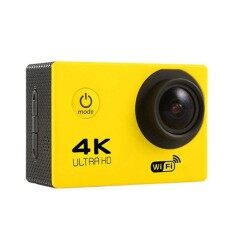 F60 170° Wide-angle Lens Waterproof HD Action Camera DV Sport Cam Camcorder