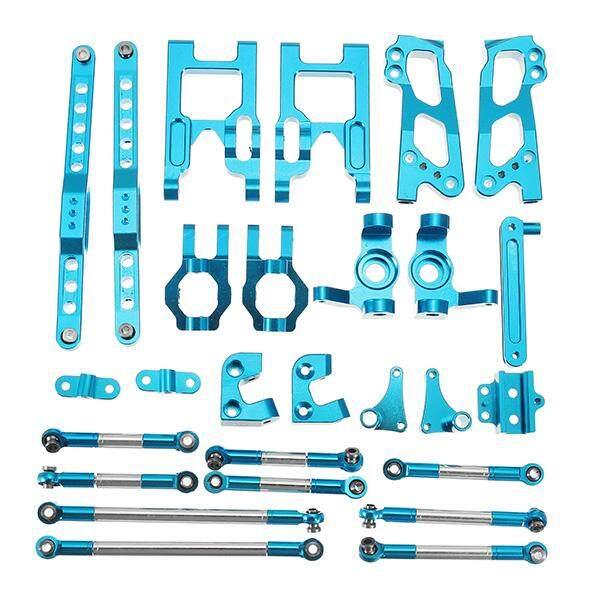 Feiyue FY-03 12428 Desert Falcon Universal Vendor Kit Full Upgrade Accessories - Blue - intl