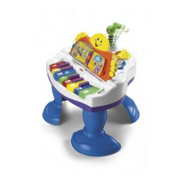 Fisher-Price Interactive Baby Grand Piano - intl