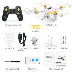 Lipat Brica H39 Dinamo RC Wifi HD FPV Kamera 2.4GH 4CH 6-Axis Vs H37 Drone