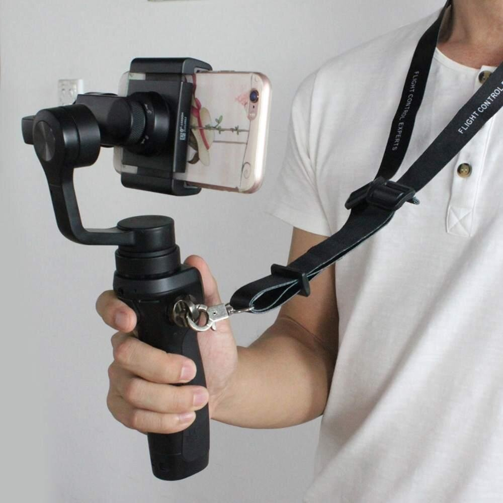 For Mobile Handheld Gimbal Neck Strap Lanyard Belt Sling Fixator Strip