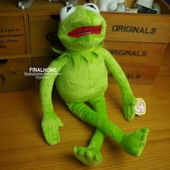 Free Shipping Hot Sale 14 40Cm Kermit Plush Toys Sesame Street Doll Stuffed Animal Kermit Toy Plush Frog Doll Holiday Gift Intl On Line