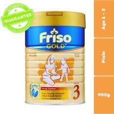 Friso Gold 3 900g