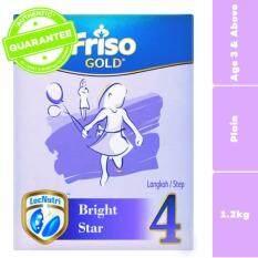 Friso Gold 4 1.2kg (400g x 3)