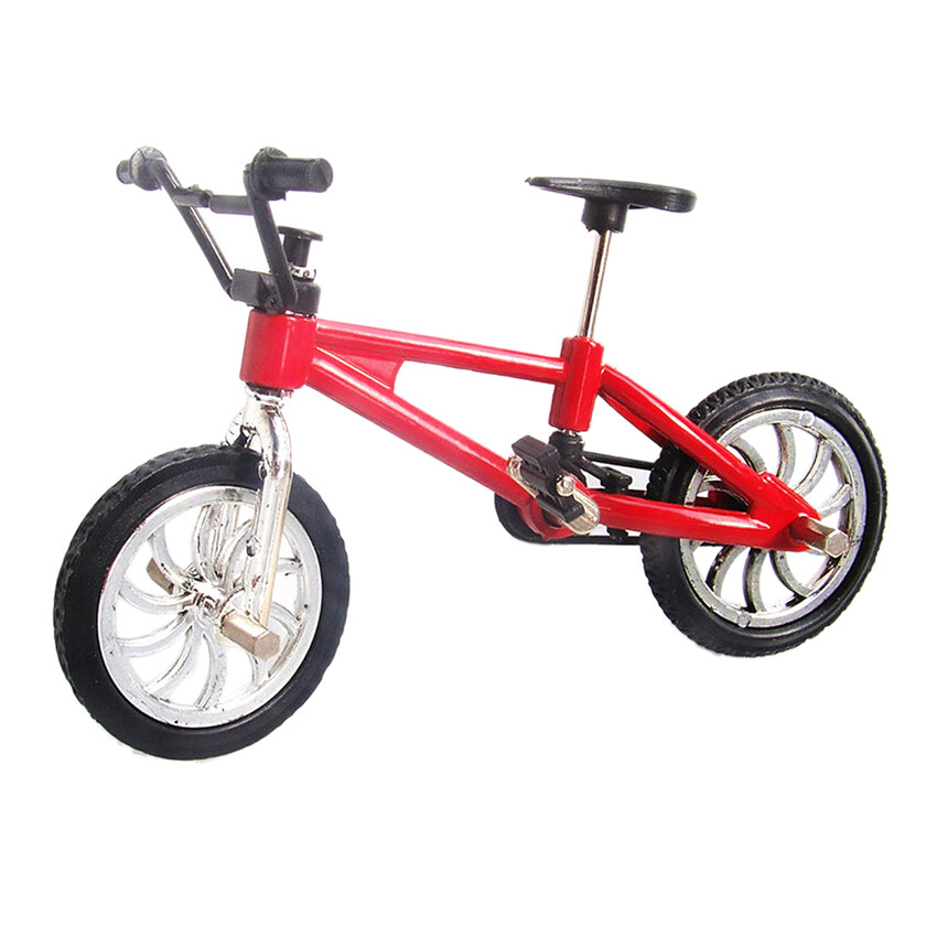 Functional Finger Mountain Bike Bmx Fixie Bicycle Boy Toy Creativegame - intl
