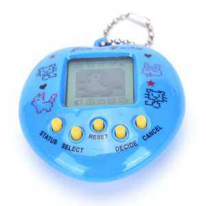 Hình ảnh Funny Tamagochi Pet Virtual Digital Game Machine Nostalgic 168 Pet In 1 Virtual Cyber Electronic Pet Brinquedos For Gifts - intl