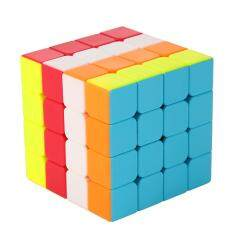 G4 Rubik 4X4 Stickerless Teka-teki Berkelok-kelok Kompetisi Balok Ketangkasan Pengasah Otak Mainan