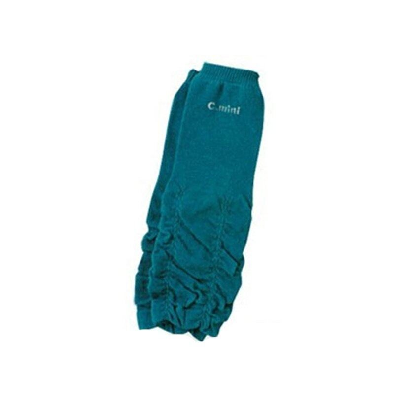 Cestlafit Putri Bayi Legging Batita Kaki Pemanas Lengan Ketat Sockdark Hijau (Int: 6 Mnths
