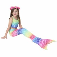 GETEK 2017 Kids Girls Swimmable Mermaid Tail Swimsuit Bikini Swimwear Swimming Costume Size120  sc 1 st  Lazada & Baby Girlsu0027 Swim Wear - Buy Baby Girlsu0027 Swim Wear at Best Price in ...