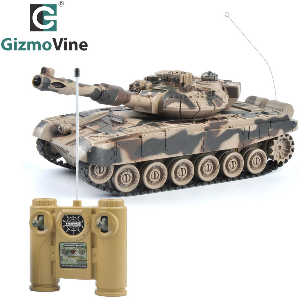 Buy Sell Cheapest 1 18 27mhz Best Quality Product Deals 4ch Remote Control Circuit Board Pcb Transmitter Receives Antenna Toys Gizmovine Rc Tank 20 9ch Infrared Battle Tiger T90 Cannon