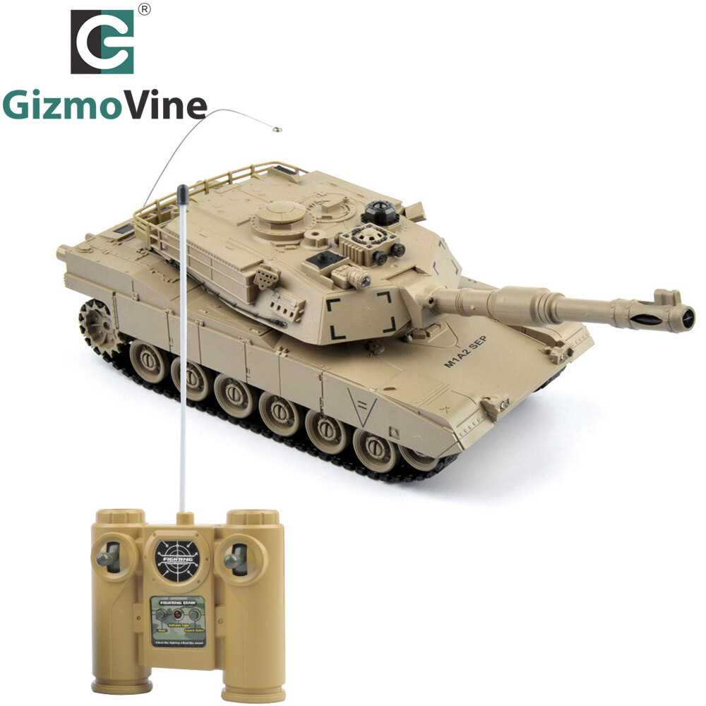 Buy Sell Cheapest 1 18 27mhz Best Quality Product Deals 4ch Remote Control Circuit Board Pcb Transmitter Receives Antenna Toys Gizmovine Rc Tank Battle Super 118 Flashing Musical
