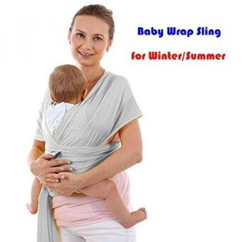 Murah Breathable Cotton Baby Sling Soft Baby Carrier Baby Wrap