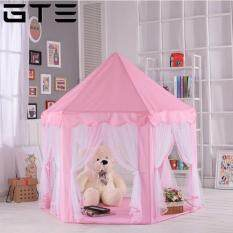 50 Kids Toys Play Tent Portable Playhouse Castle
