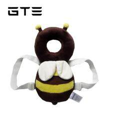 Gte Cute Toddler Baby Head Protection Pad (bee) - Fulfilled By Gte Shop By Gte Shop.