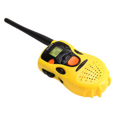 Handheld Walkie Talkies For Children Toy Toys Educational Games Yellow By Welcomehome.